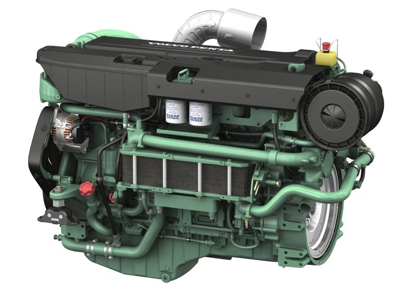 moteur volvo penta d13 mh