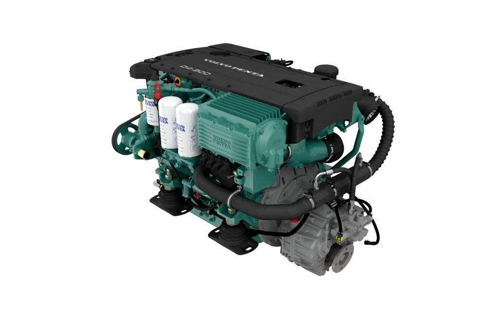 moteur marin d4-300 inboard