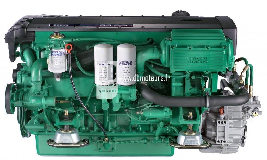 moteur marin volvo penta d6-330