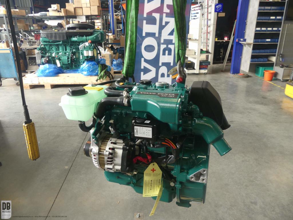 moteur marin diesel 30 chevaux