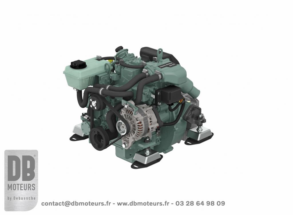 moteur volvo penta d1 13