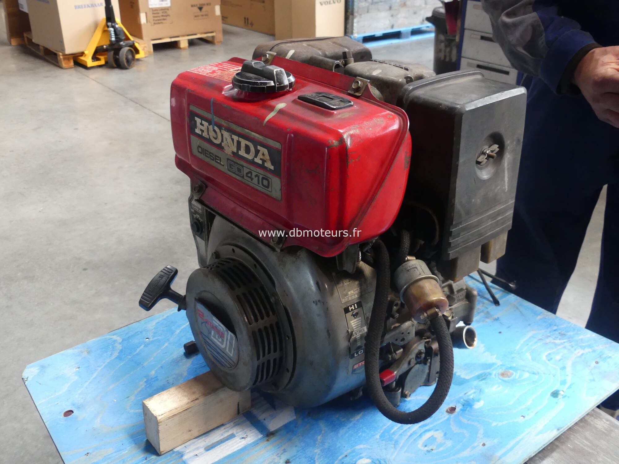 honda-gd410-diesel-motoculture