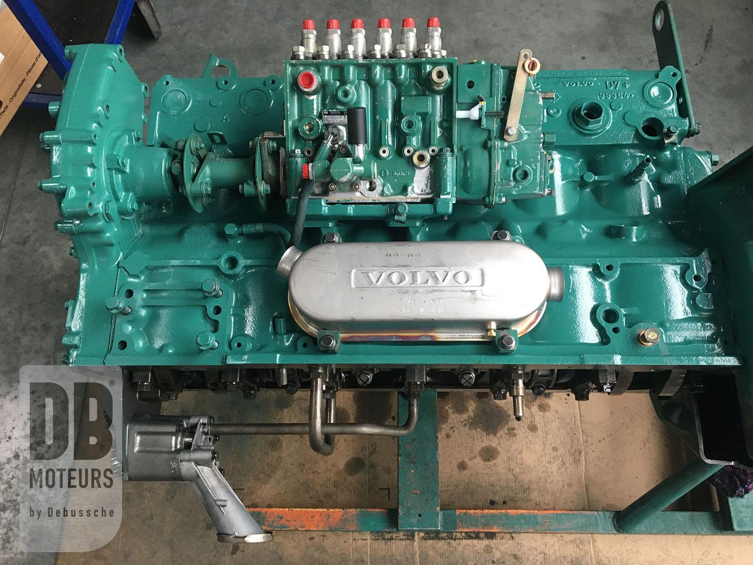 renovation moteur tamd71b
