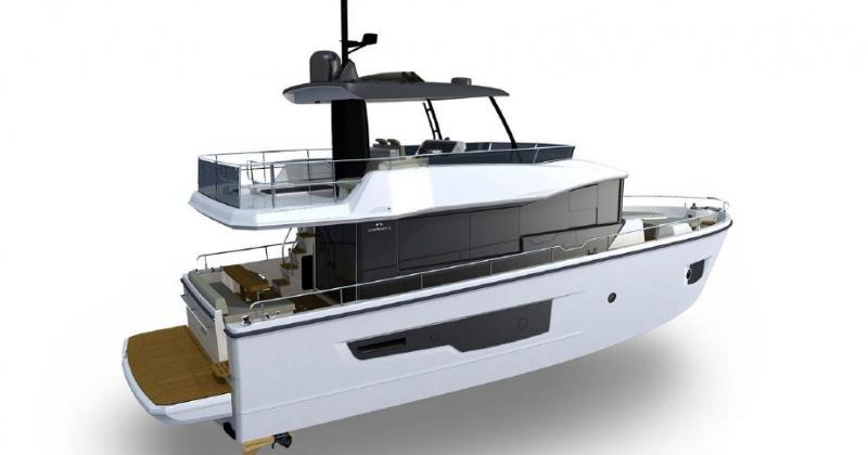 cranchi trawler t55