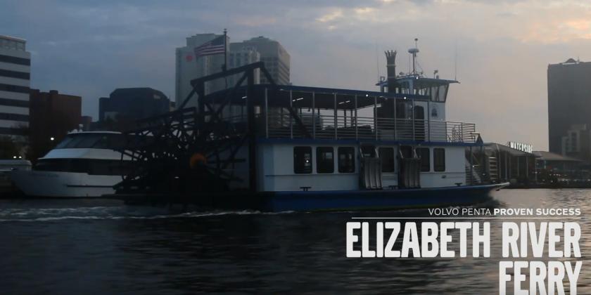 elizabeth river ferry