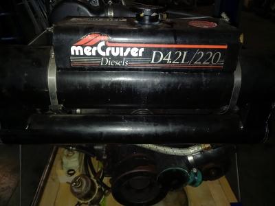 mercruiser D4220 3